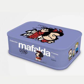 Colección de 11 tomos de Mafalda