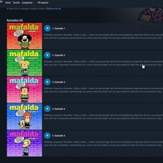 Serie televisiva Mafalda
